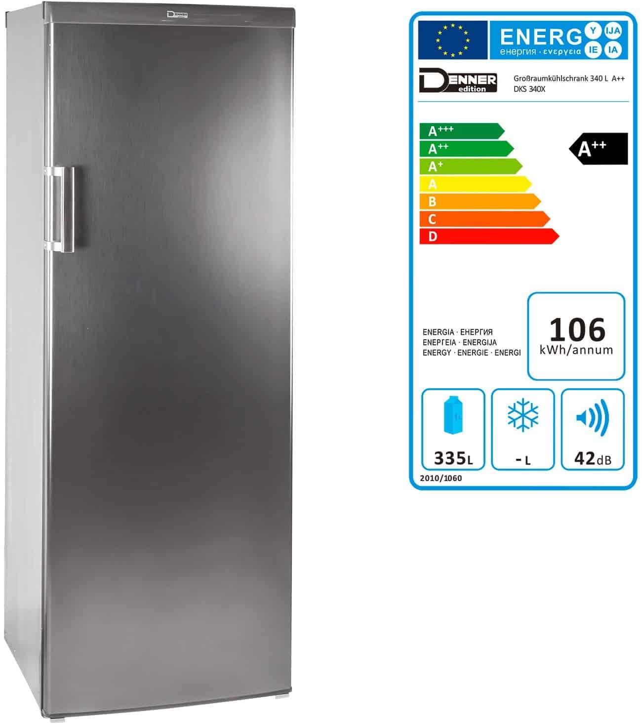 Großraum Kühlschrank